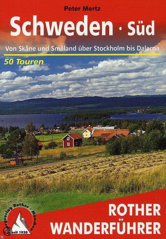 Cover van het boek 'Schweden sued und mitte'