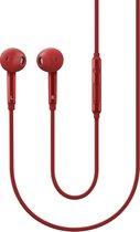 Afbeelding van Samsung stereo headset - 3.5mm in-ear - rood
