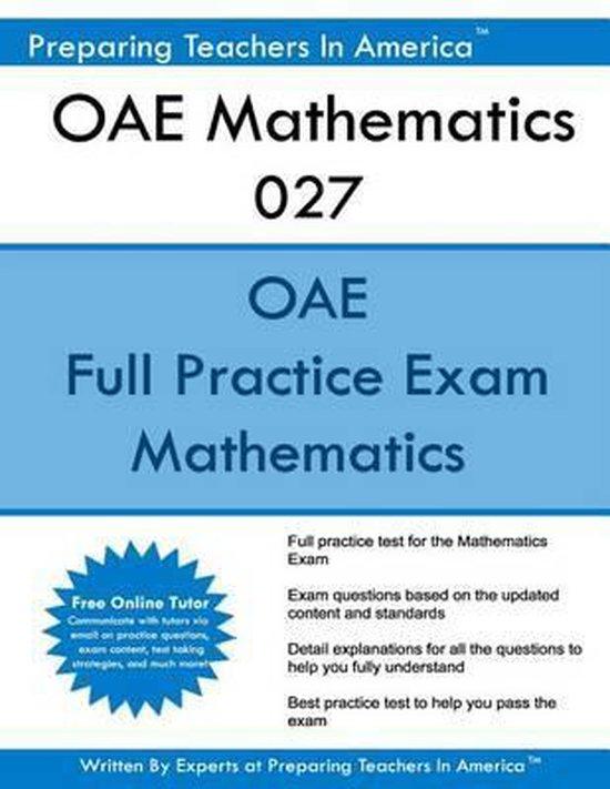 Oae Mathematics 027