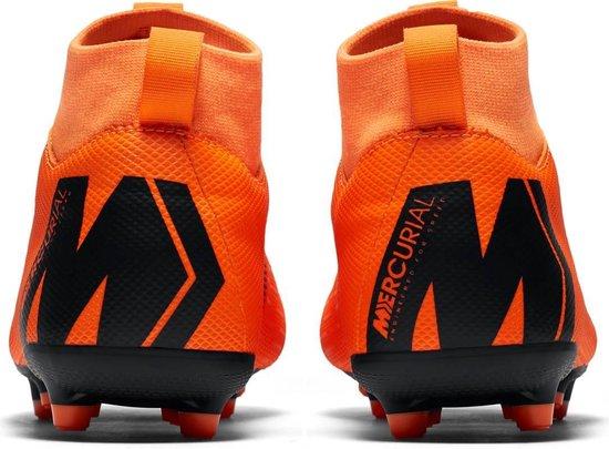 Nike Mercurial Superfly VI Academy MG Voetbalschoenen Kinderen Total Orange