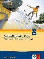 Schnittpunkt Mathematik - Differenzierende Ausgabe für Nordrhein-Westfalen. Schülerbuch 8. Schuljahr