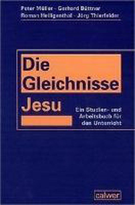 Boek cover Die Gleichnisse Jesu van Gerhard BÜTtner (Paperback)