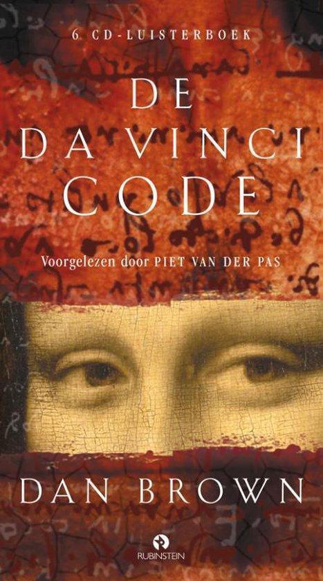 Robert Langdon 2 - De Da Vinci code - 6 cd luisterboek - Dan Brown |