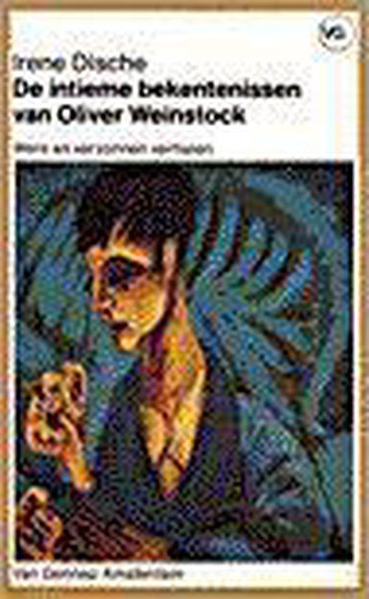 De intieme bekentenissen van Oliver Weinstock - Dische | Readingchampions.org.uk