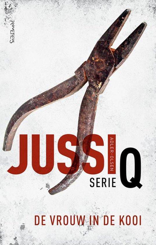 Serie Q 1 - De vrouw in de kooi - Jussi Adler-Olsen |