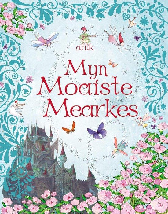 Boek cover Myn moaiste mearkes van  (Hardcover)