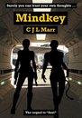 Boek cover Mindkey van C J L Marr