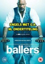Ballers: Seizoen 4 [DVD]
