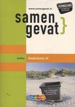 Boek cover Samengevat vmbo Nederlands 2e druk van