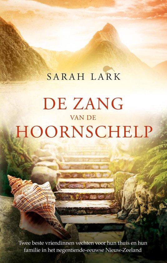 Boek cover Nieuw-Zeeland: Rata Station 2 - De zang van de hoornschelp van Sarah Lark (Onbekend)