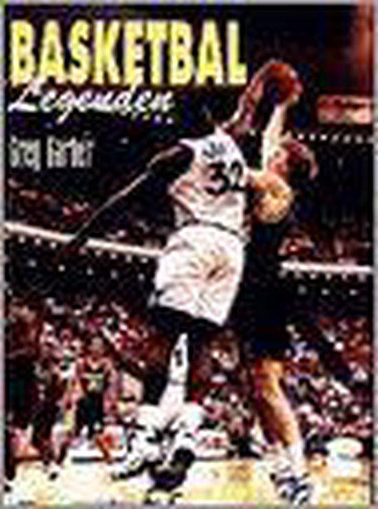 Basketbal legenden - Greg Garber |