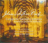 J.S. Bach: Complete Sacred Cantatas - Samtliche Ge