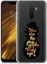Xiaomi Pocophone F1 Hoesje Big Pineapple