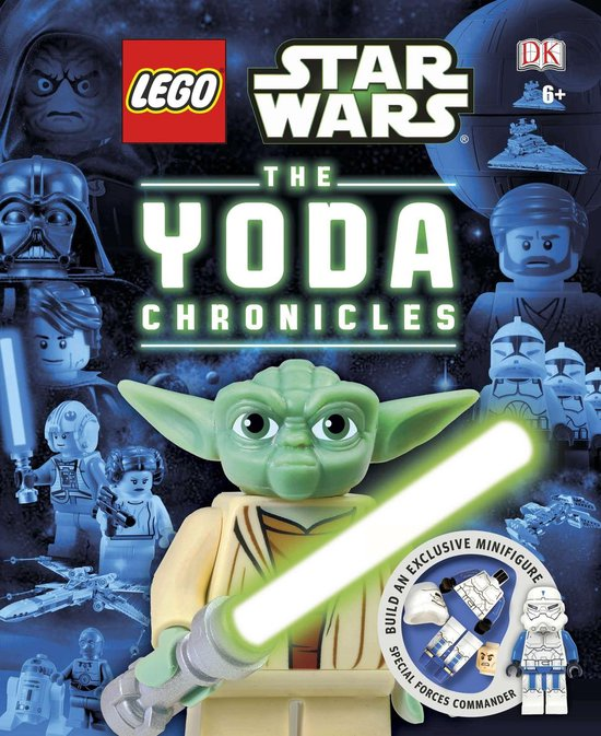 LEGO Star Wars The Yoda Chronicles