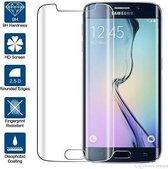 Samsung S6 EDGE Screenprotector Tempered Glass