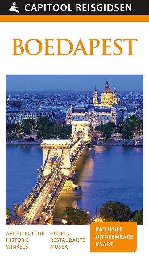 Capitool reisgids - Boedapest - Tadeusz Olszański |
