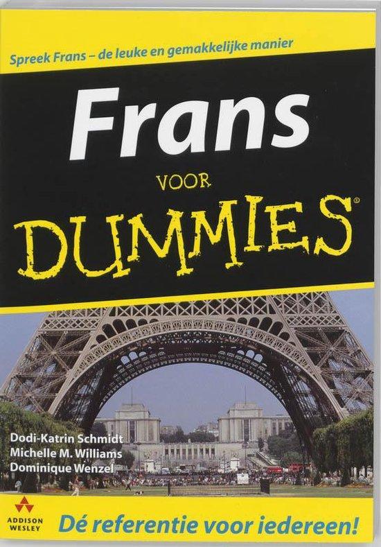 Voor Dummies - Berlitz Frans voor Dummies - Dominique Wenzel |