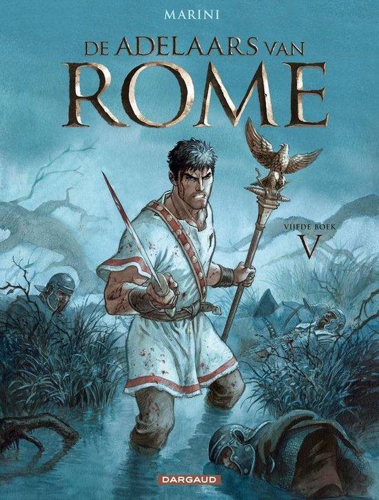 De adelaars van Rome - Enrico Marini |