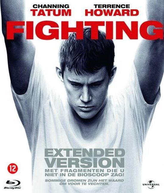 Cover van de film 'Fighting'