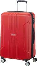 Bol.com-American Tourister Tracklite Spinner Reiskoffer 67 cm - Flame Red-aanbieding