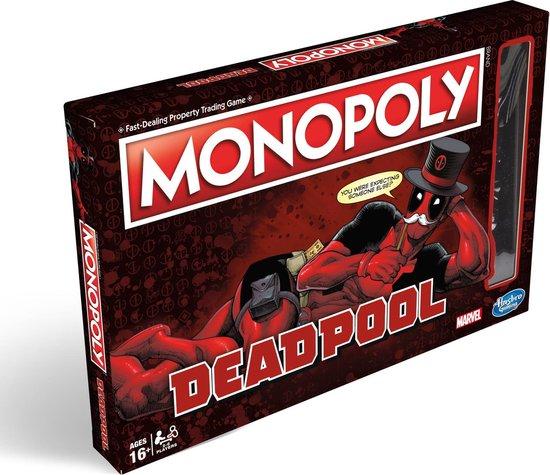 Monopoly Deadpool - Bordspel