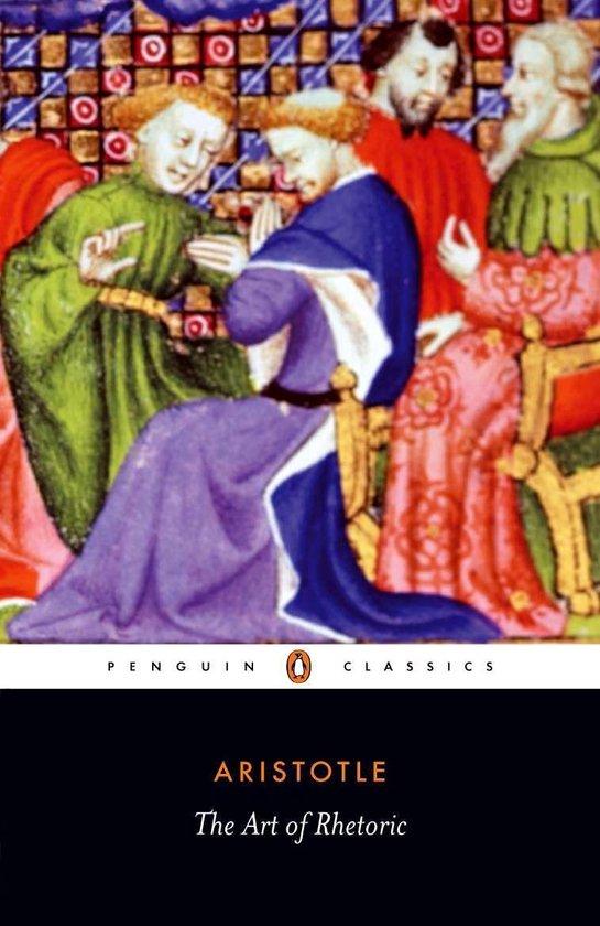 Boek cover The Art of Rhetoric van Aristotle (Paperback)