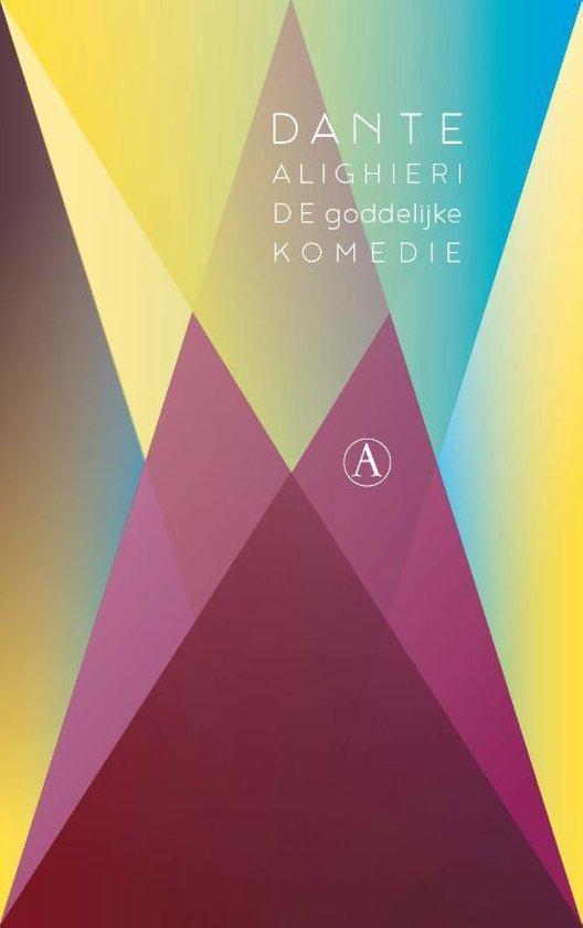 Boek cover De goddelijke komedie van Dante Alighieri (Hardcover)