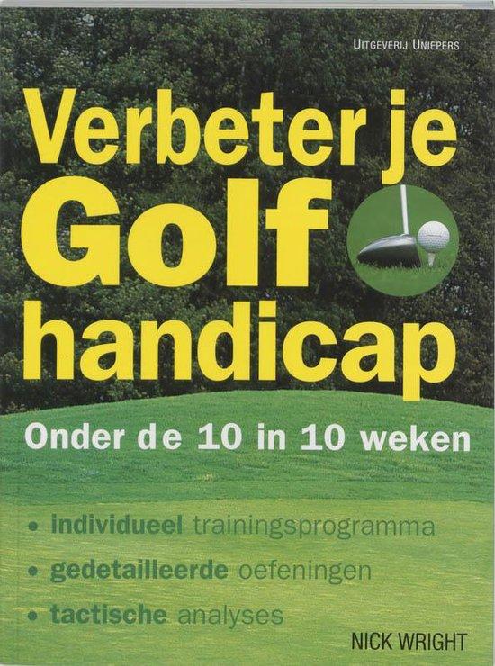 Verbeter Je Golfhandicap - Nick Wright |