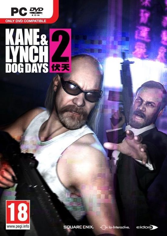 Kane & Lynch 2 Dog Days – Windows
