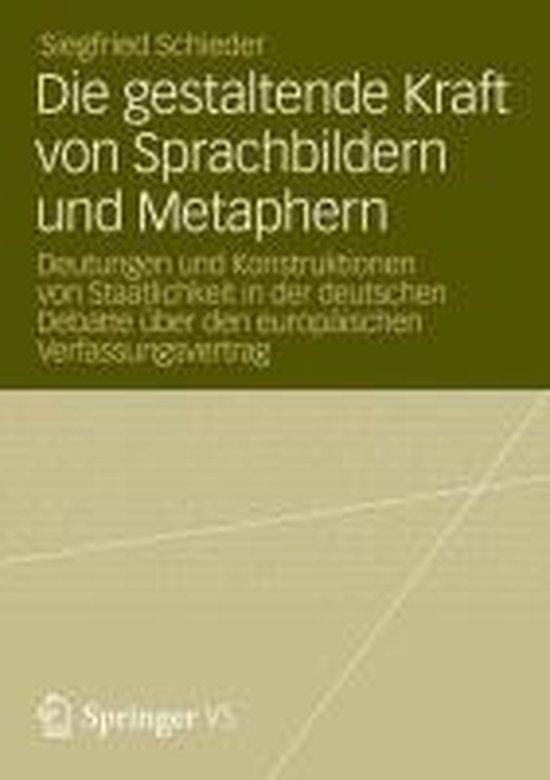 Boek cover Die Gestaltende Kraft Von Sprachbildern Und Metaphern van Siegfried Schieder (Paperback)