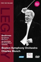 Boston Symphony Orchestra - Symphonies No. 4 & 5