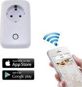 Smart WIFI plug-in Android / iOS stopcontact schakelaar