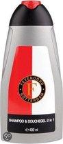 Feyenoord Shampoo en Douchegel - 400 ml
