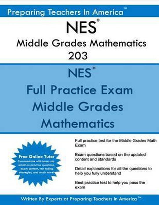 NES Middle Grades Mathematics 203
