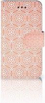 iPhone 6s | 6 Bookcase Pattern Orange