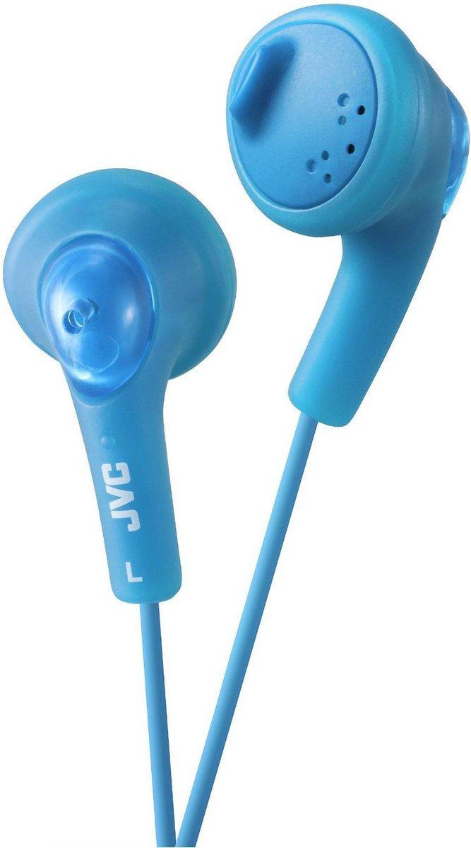 JVC Oortelefoon HA-F160 Earbuds Blauw