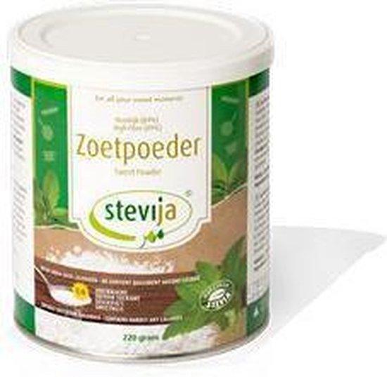 Stevija Stevia zoetpoeder