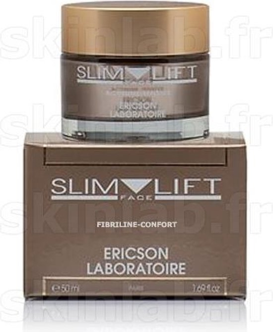 Ericson Laboratoire Slim Facelift FIBRILINE CONFORT CREAM50 ML