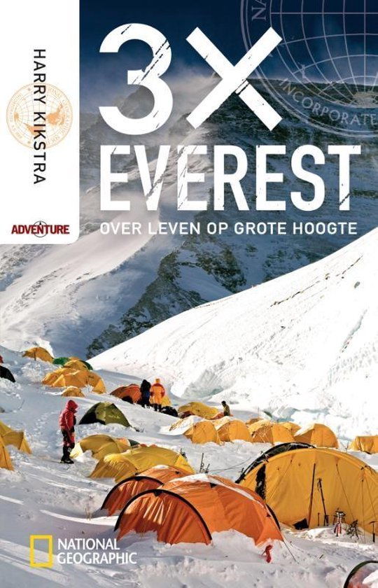 3 x Everest - Harry Kikstra pdf epub