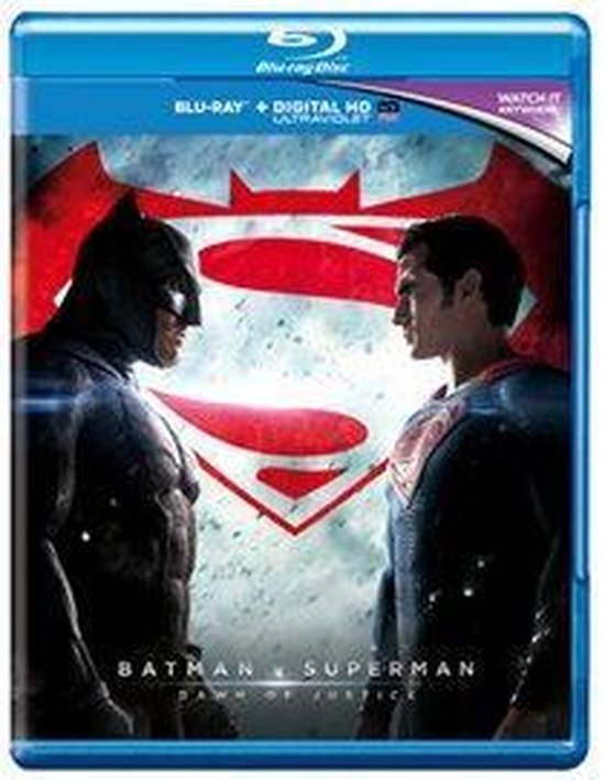 Batman V Superman: Dawn Of Justice (Blu-ray) (Import)