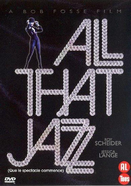 Cover van de film 'All That Jazz'
