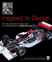 Inspired to Design: F1 Cars, Indycars & Racing Tyres