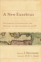 Boek cover A New Eusebius van W H Frend