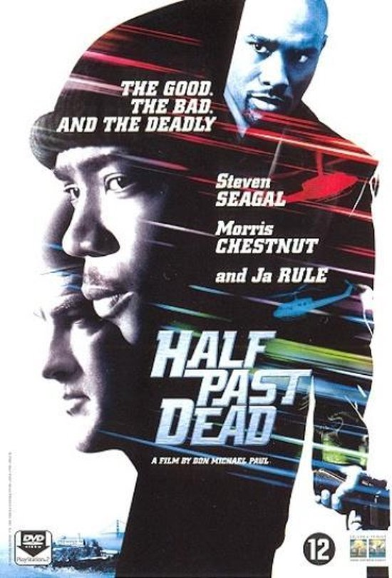 Cover van de film 'Half Past Dead'