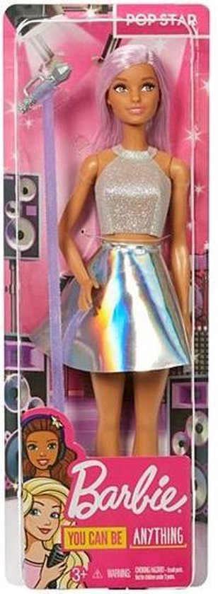 Barbie Careers Popster - Barbiepop