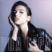 CD cover van Dua Lipa van Dua Lipa