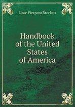 Boek cover Handbook of the United States of America van L. P. Brockett