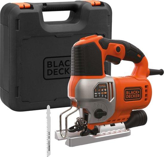BLACK+DECKER BES610K-QS Pendel decoupeerzaag