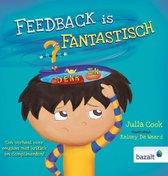 Boek cover Feedback is fantastisch van Julia Cook (Paperback)