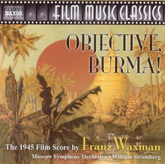 Waxman: Objective Burma
